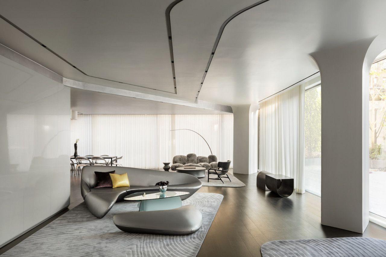 520 West 28th Condominium Residence By Zaha Hadid   Design Milk