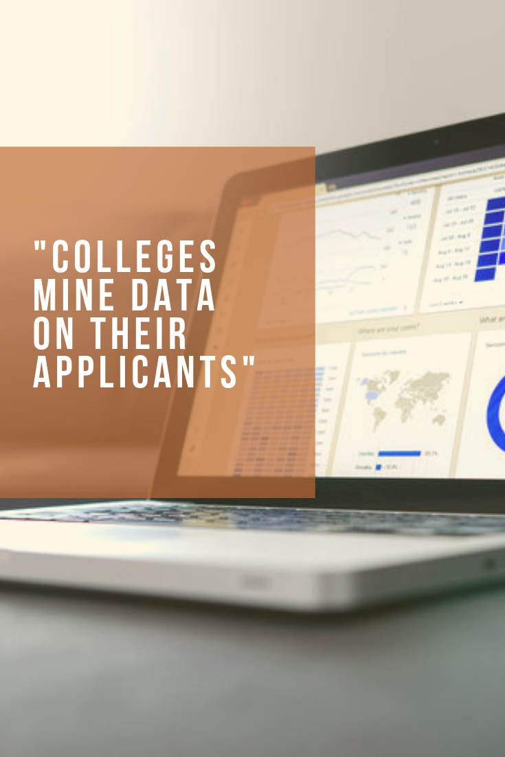 Colleges have started to review how quickly applicants