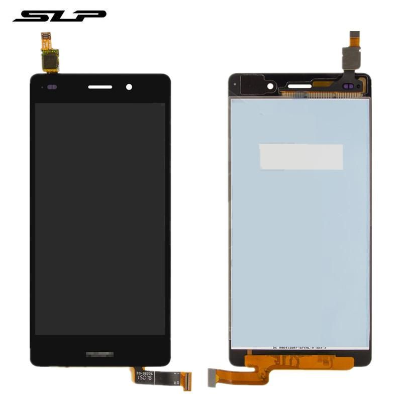 Skylarpu 5 Inch Black Complete Lcd For Huawei P8 Lite Ale L21 Cell Phone Full Lcd Display With Touch Screen Phone Lcd Huawei