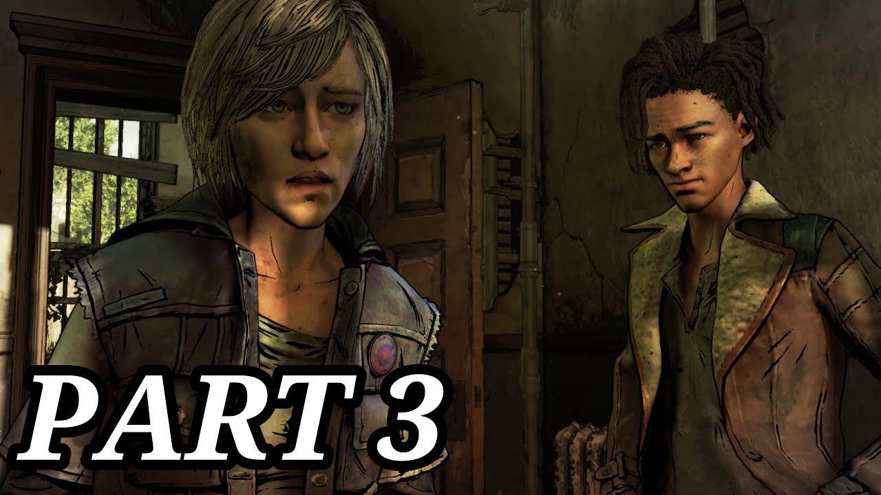 The Walking Dead Game Season 4 Episode 2 Gameplay