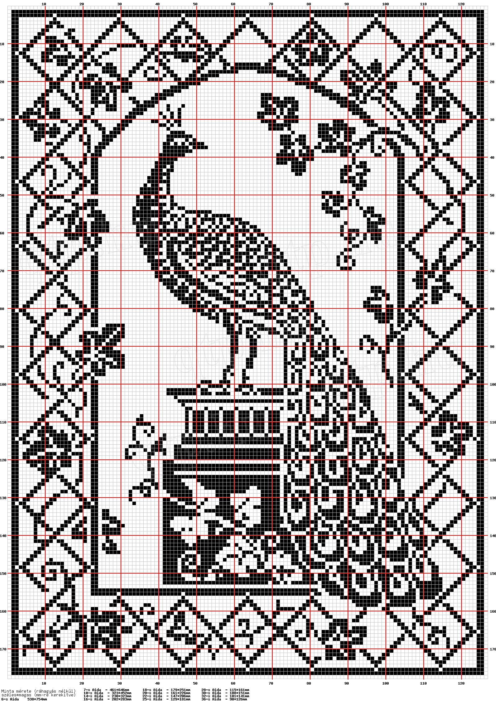 My favorite filet crochet patterns | Bird Afghan Ideas | Pinterest ...