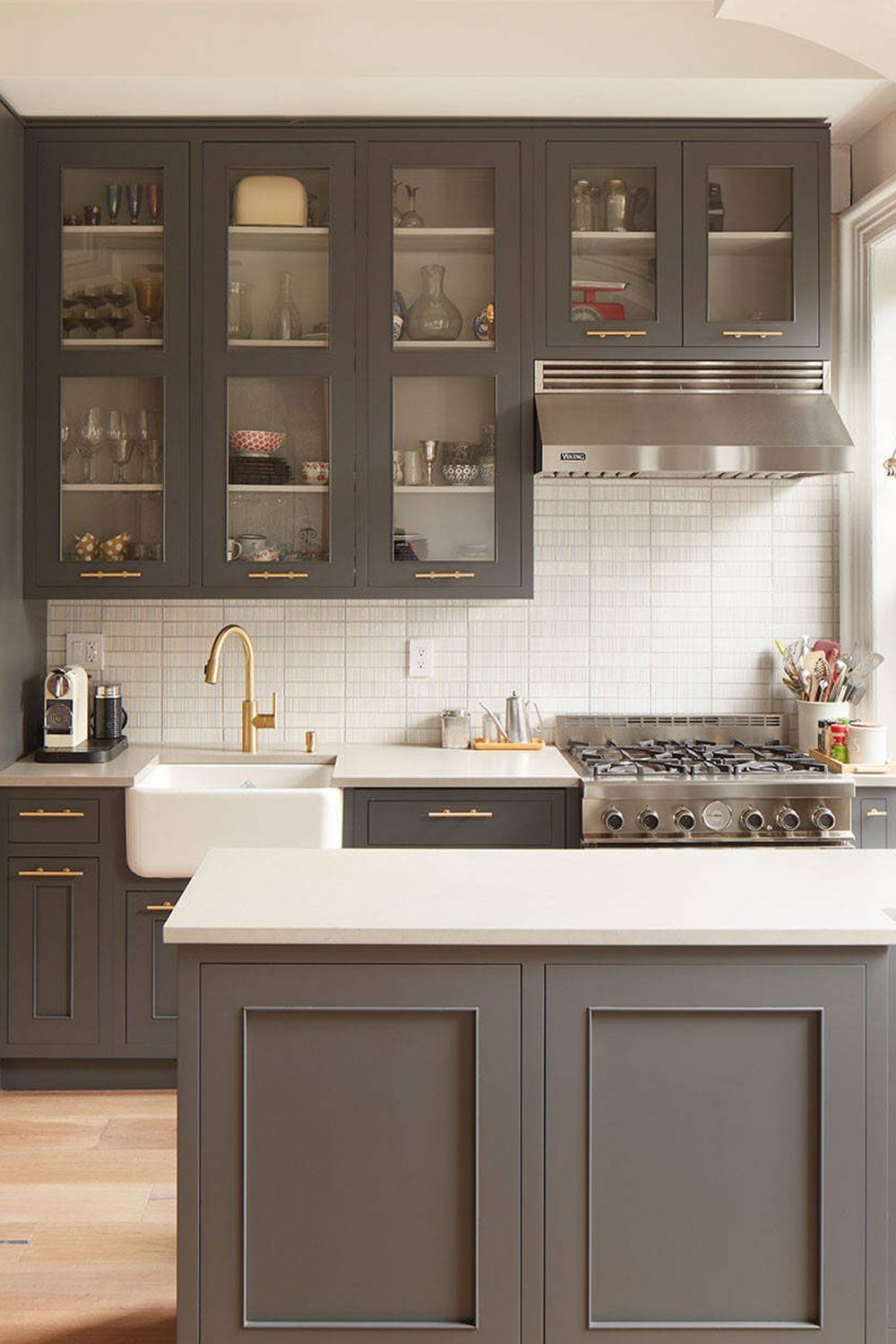 Cabinet Paint Color Trends And How To Choose Timeless Colors Painted Kitchen Cabinets Colors Cabinet Paint Colors Timeless Kitchen
