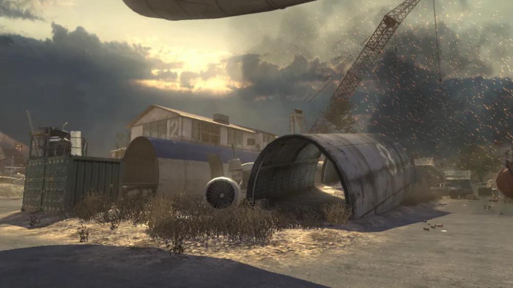Scrapyard Modern Warfare 2 Call Of Duty Maps Mw2 Modernwarfare2 Cod Callofduty In 2020 Modern Warfare Warfare Modern
