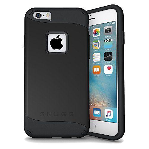 cool Funda iPhone 7, Snugg Apple iPhone 7 Case Slim Carcasa de Doble Capa  Revestimiento con Protección Anti-Golpes