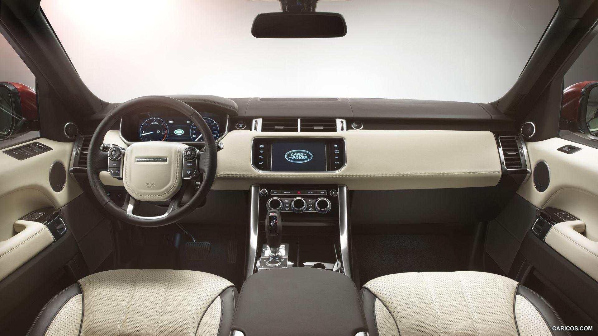 Range Rover Sport 2014 Ivory Interior Range Rover Sport Range Rover Interior Range Rover Sport 2014