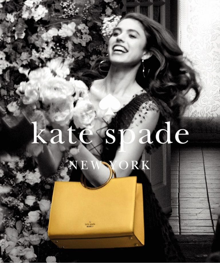 40f17a93177 Margaret Qualley for KATE SPADE Spring Summer 2018 Ad Campaign  orientsystem