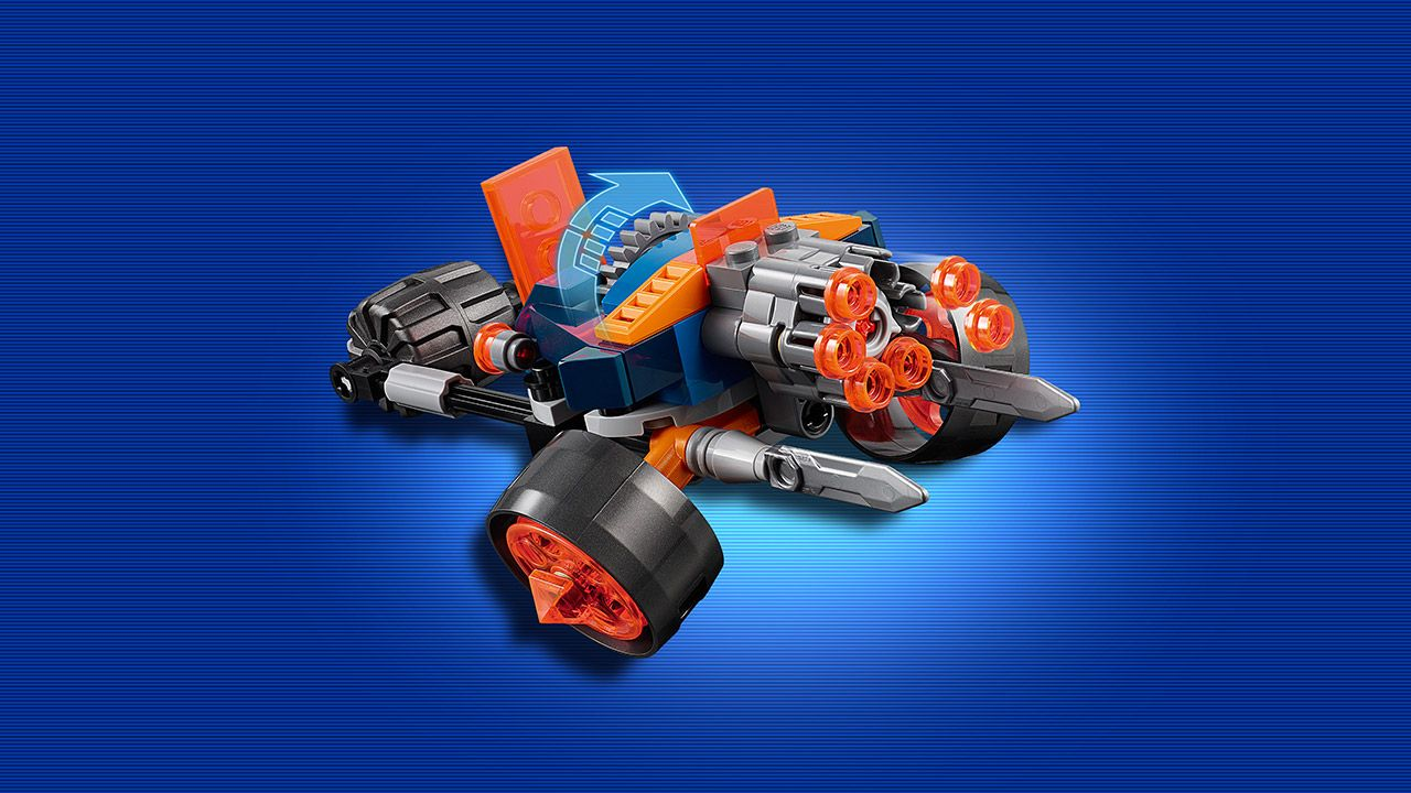 Nexo Knights Merlok Ausmalbilder : 70347 King S Guard Artillery Products Nexo Knights Lego Com