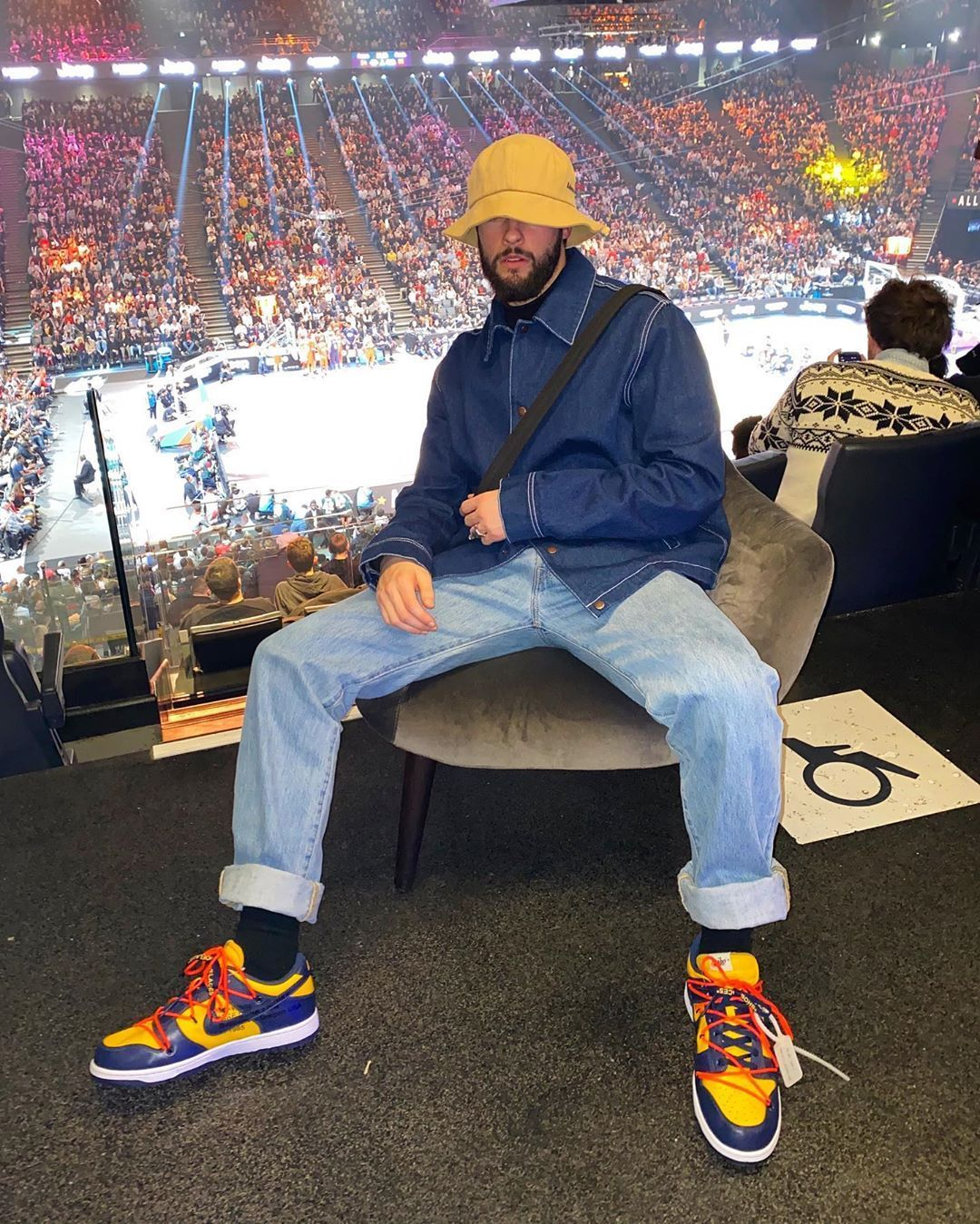 Streetwear Bearded Guy on Instagram  All Star Game 2019  Do you like basketball  Or whats your fav sport        Streetwear Bearded Guy on Instagram  All Star Game 2019...