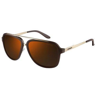 Óculos de Sol Carrera 97/S Unissex Marrom - CARRERA97/S
