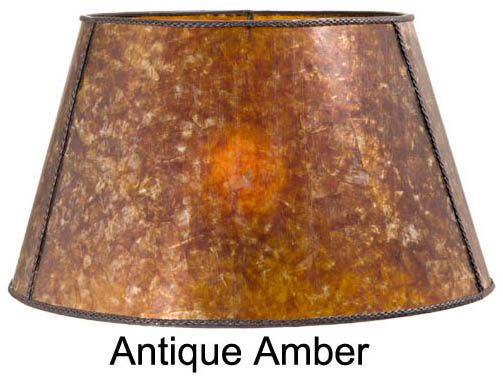Mica Lamp Shade Classy Mica Floor Lamp Shade  Victorian & 20's Style Silk Hide And Mica Review