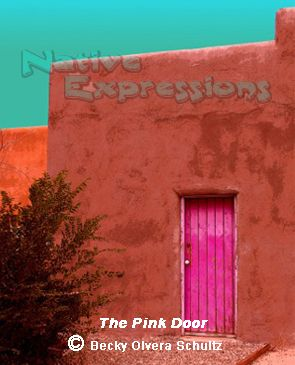 The Pink Door, © Becky Olvera Schultz