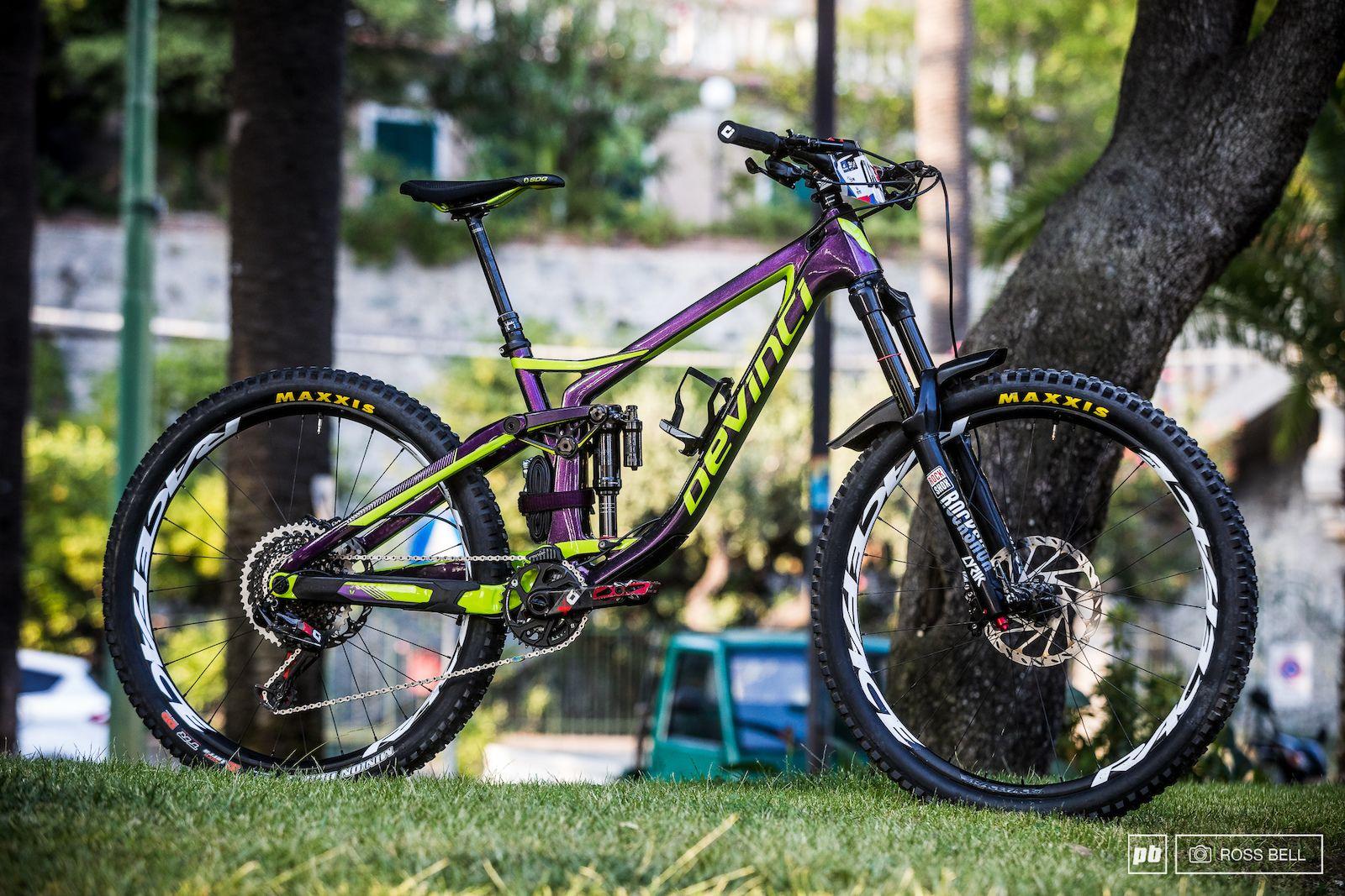Damien Oton Bike Check With Images Bike Bike Design Bicycle