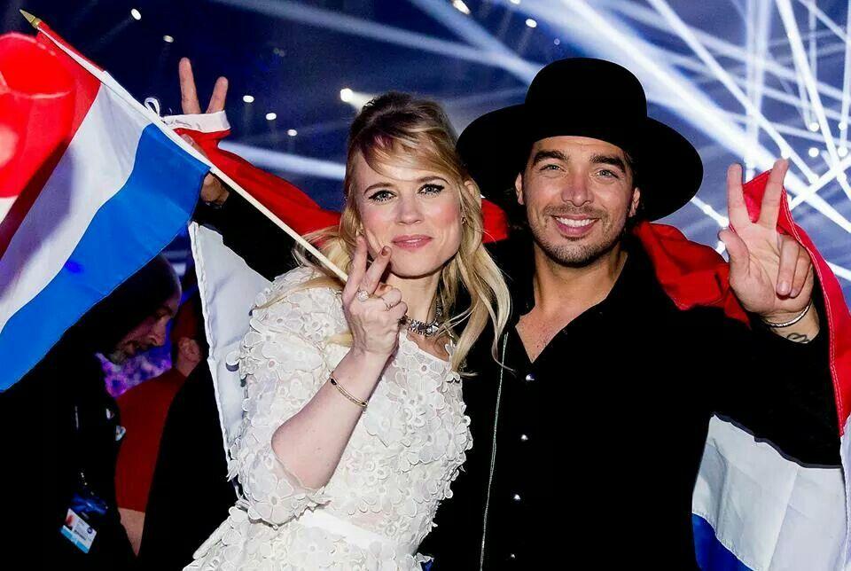 Ilse Delange Waylon songfestival 2014