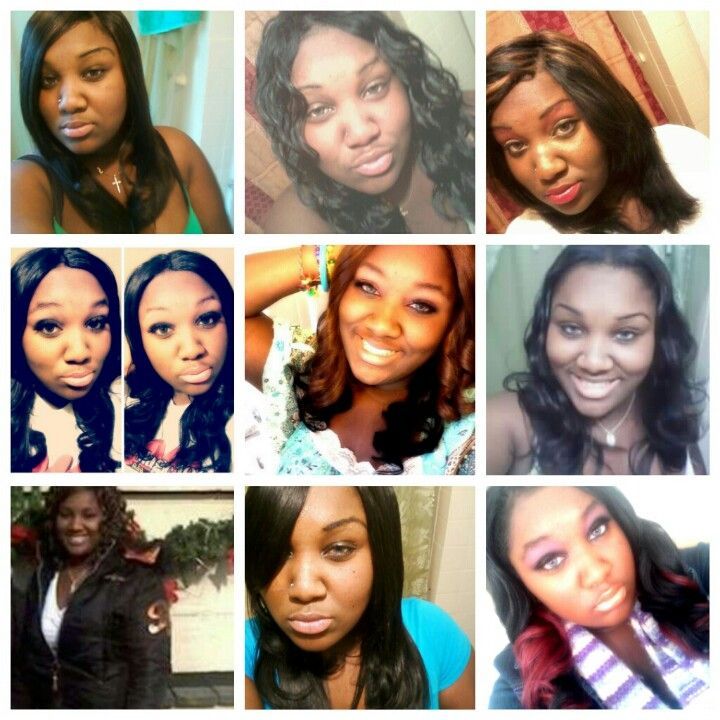 1 face many Styles