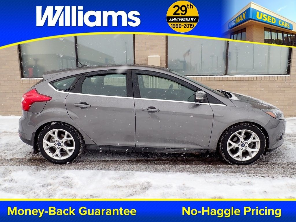 New How Much Is A 2014 Ford Focus Hatchback