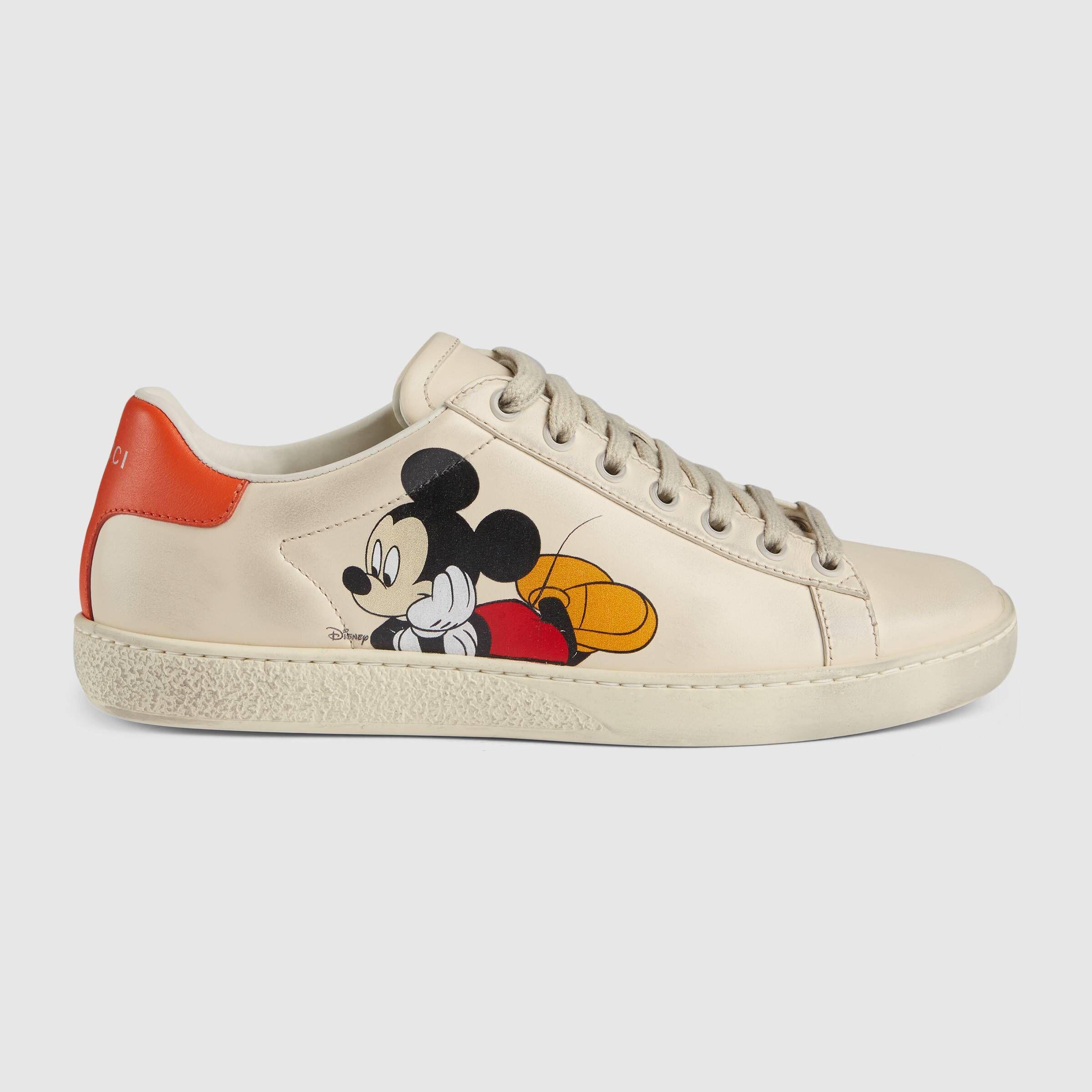 Gucci Women's Disney x Gucci Ace sneaker in 2020 Gucci