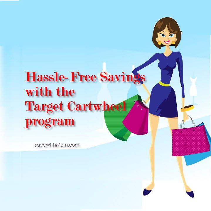 HassleFree Savings with the Target Cartwheel Program