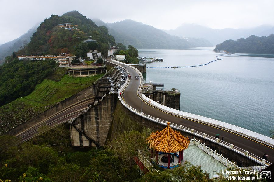 Shihmen Reservoir, Taiwan