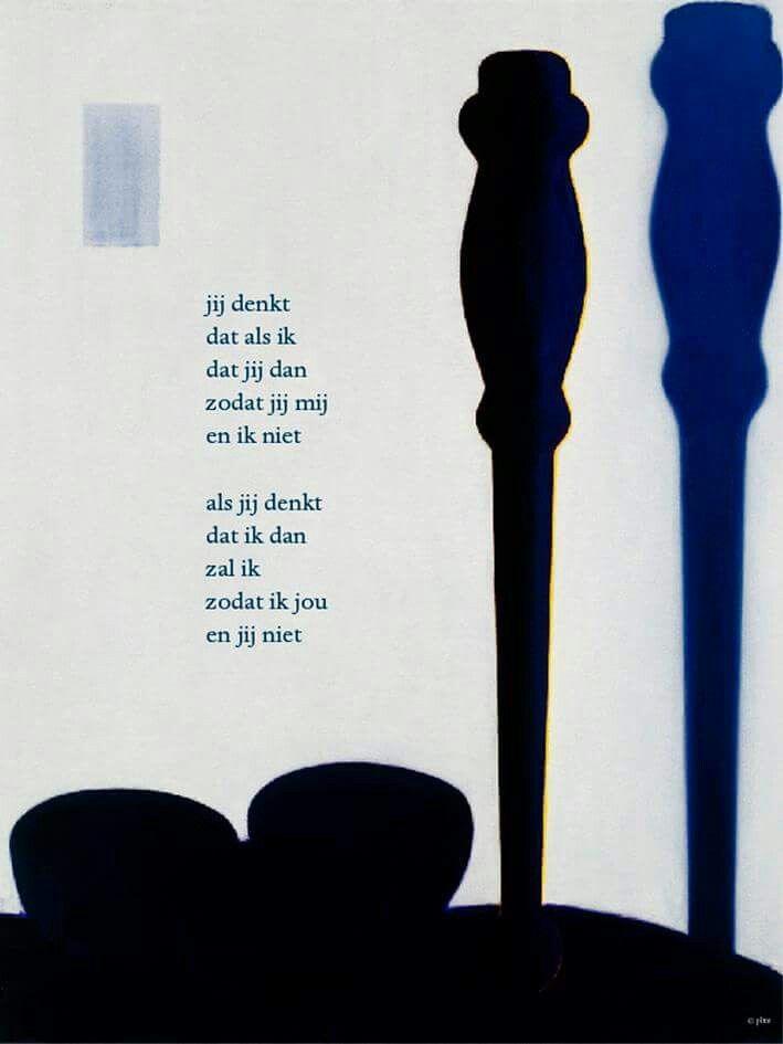 Harry Mulisch Plint Poezieposters Gedichten Woorden En Teksten