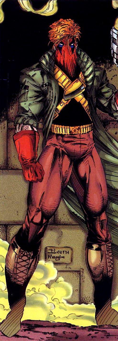 Grifter - Cole Cash - DC Comics - Wildstorm Comics
