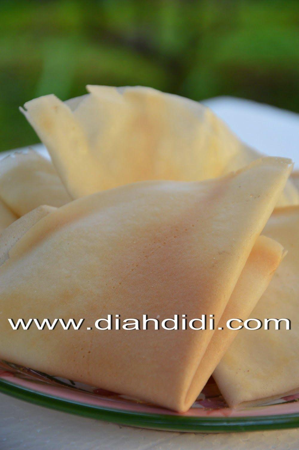 Tepung Crepes Kue Leker Mix Praktis Enak Dan Awet Renyah Crepes Masakan Resep Masakan