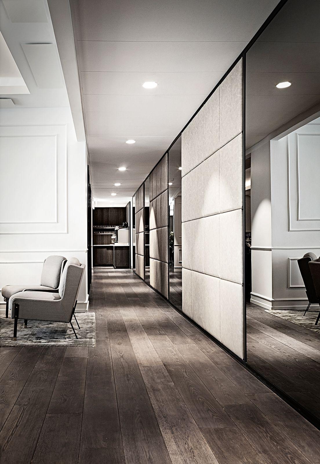 Marriott Copenhagen, Executive Lounge, interior design by Helle Flou ...