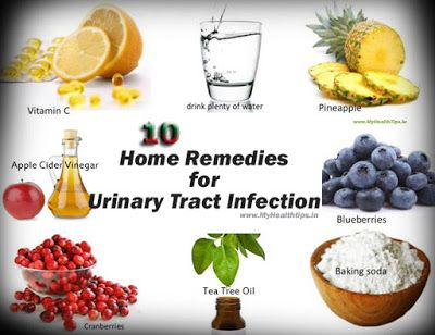Best 10 Home Remedies For Urinary Infection Natural Remedies For
