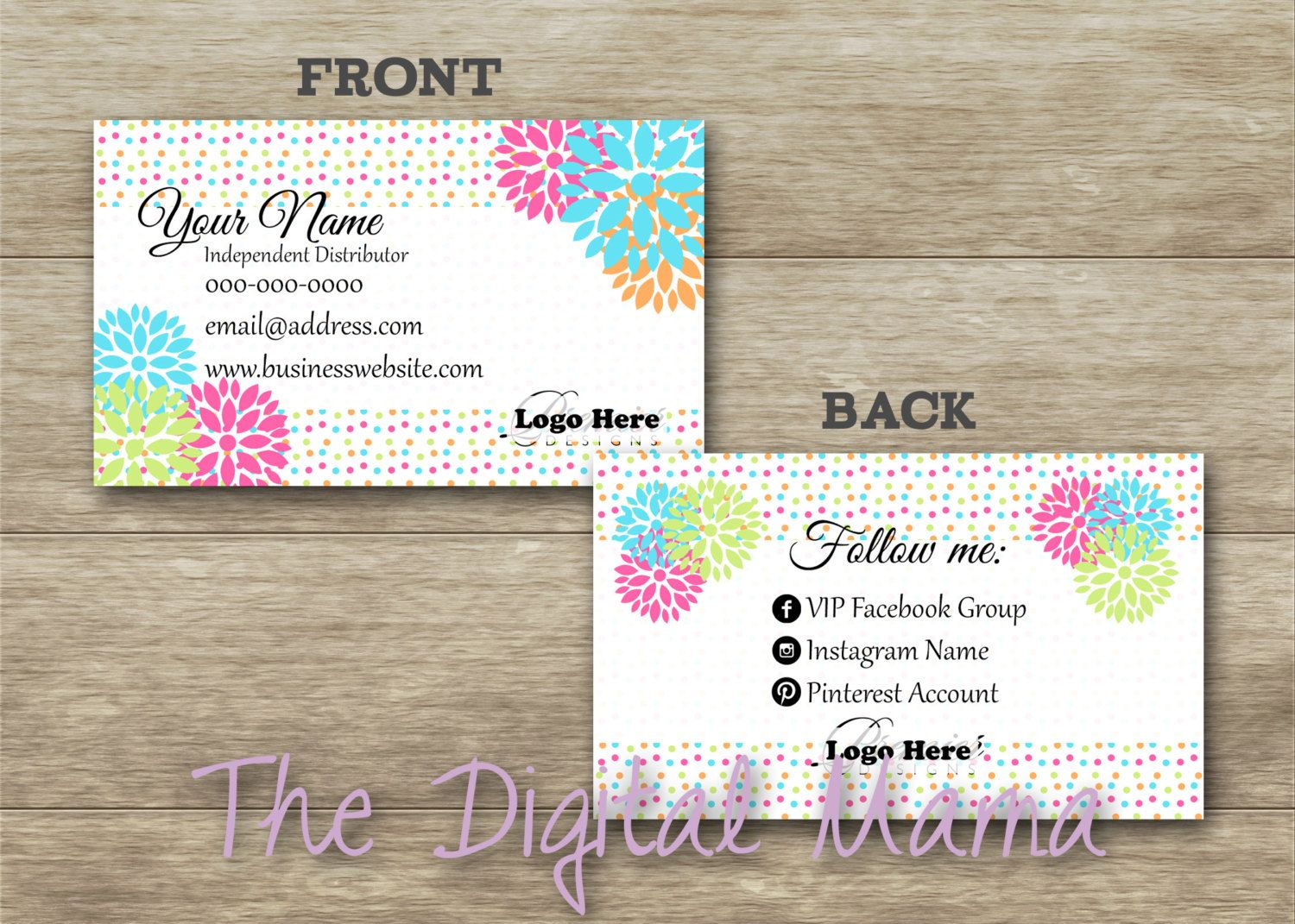 Premier Designs Jewelry Business Card Design - Premier Designs ...