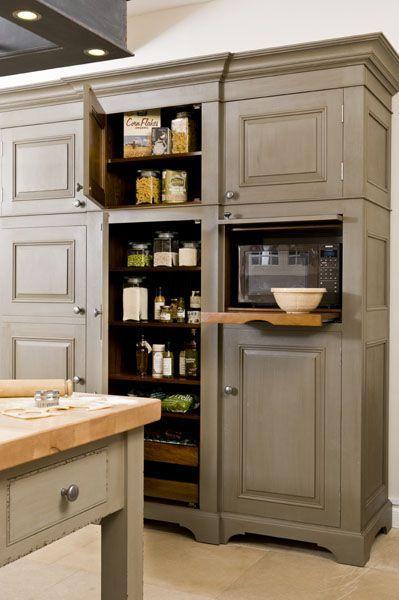 Image result for microwave garage Kitchen Pinterest Showroom
