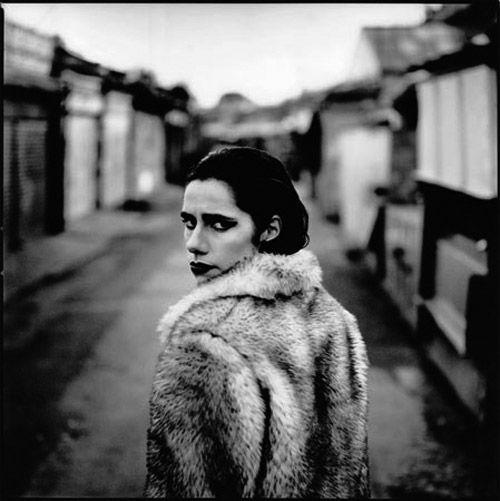 Two people I like - PJ Harvey, Anton Corbijn