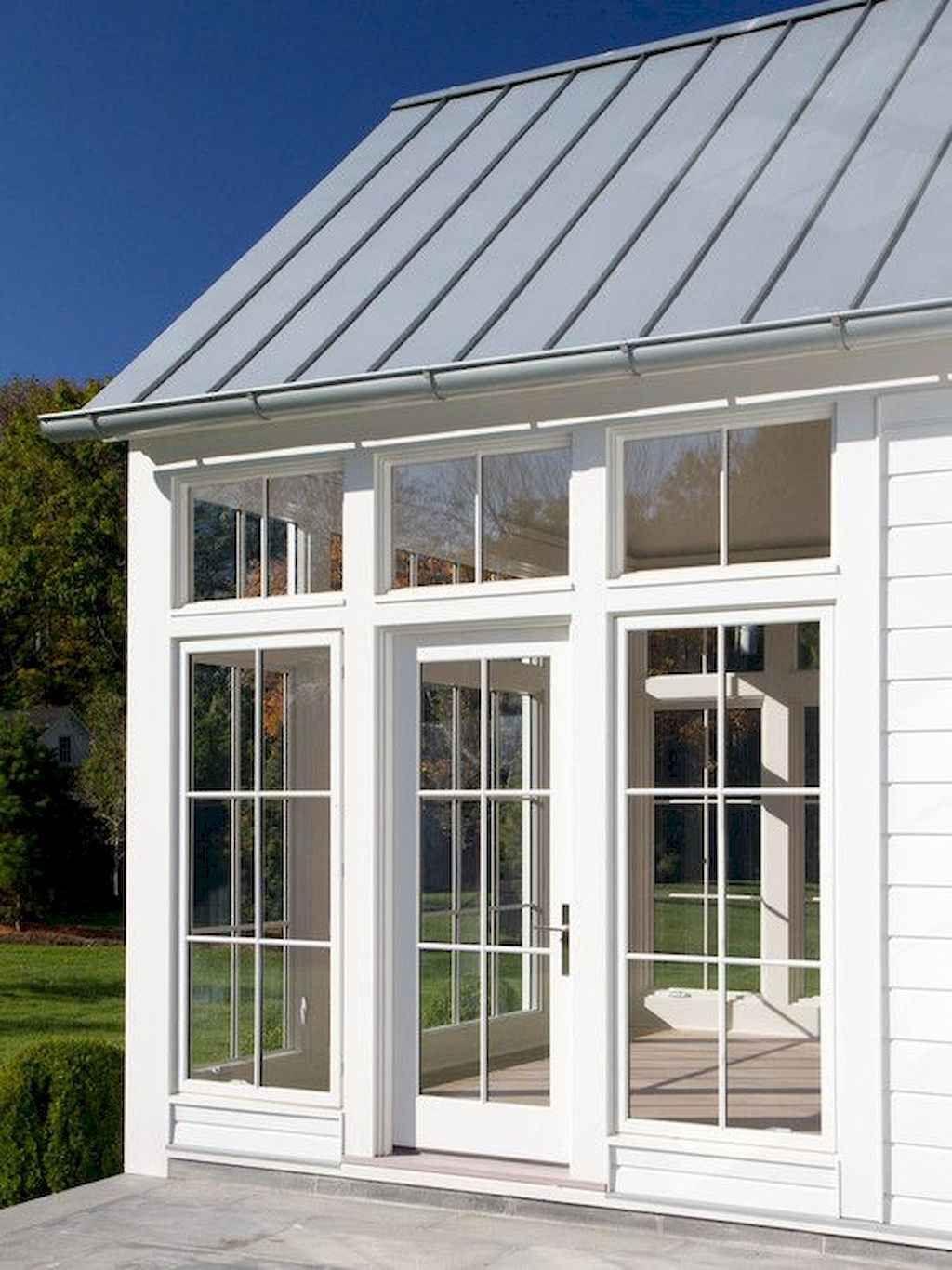 55 Cozy Modern Farmhouse Sunroom Decor Ideas