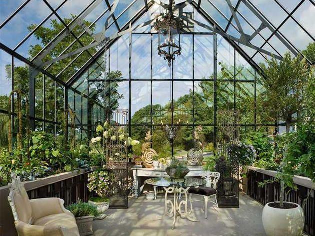 Attirant Bulger PA Greenhouse Interior Rooms I D Roam Pinterest