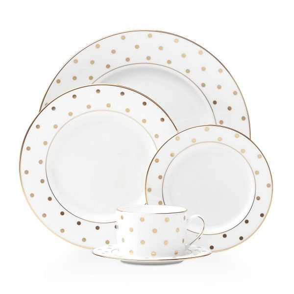 Kate Spade dinnerware: http://www.stylemepretty.com/2016/04/16/must-have-items-for-your-home-classic-modern-every-style-in-between/
