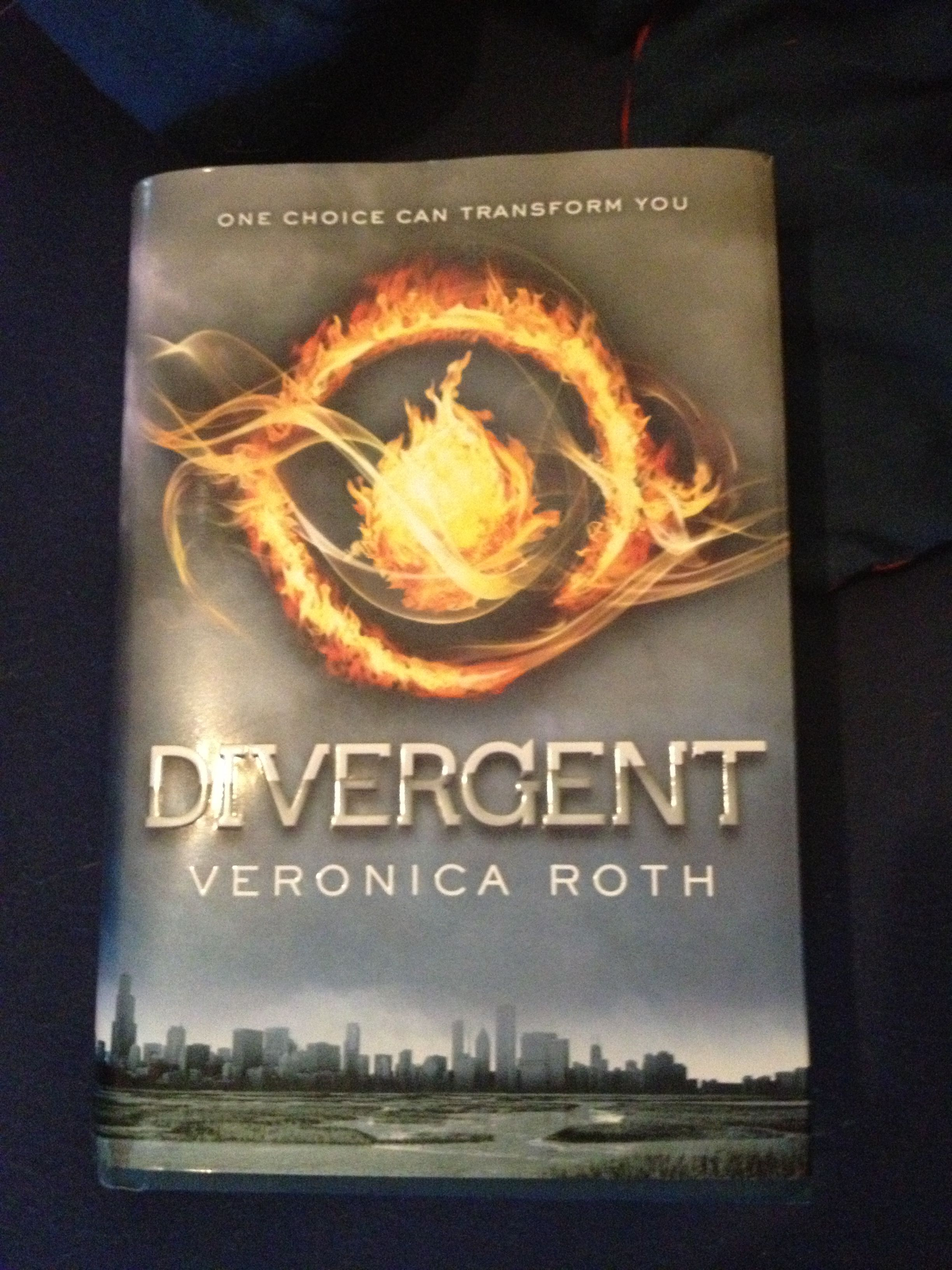 Cant wait for the movie and the last book divergent