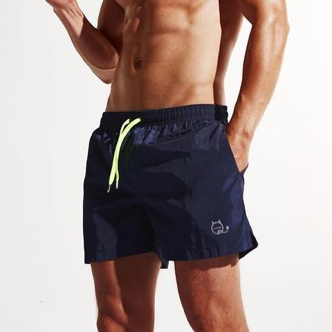 1b428f0b4e Brand Mens Shorts Summer Beach shorts Swimwear Men Boardshorts Man Board  Short Quick Dry Bermuda Swimsuit XXL