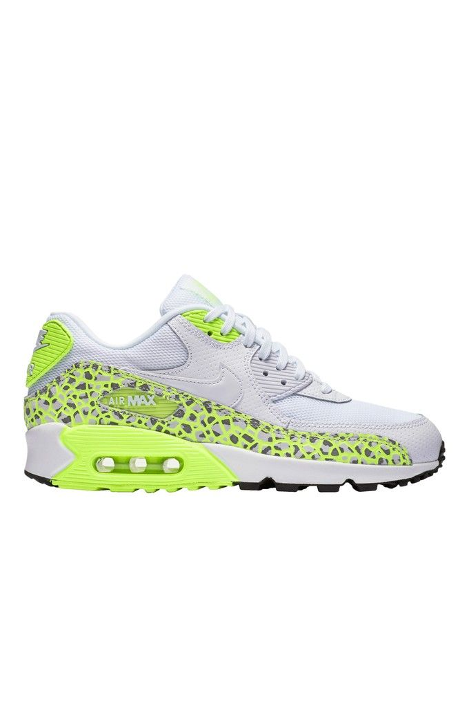 Nike Air Max 90 Premium – White Ghost Green | Shoes in