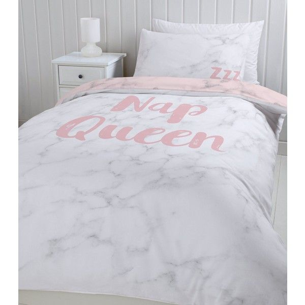 Pink Nap Queen Single Duvet Set 27 Liked On Polyvore Featuring Home Bed Bath Bedding Duvet Covers Pink Di Double Duvet Set Duvet Sets Pink Duvet Set