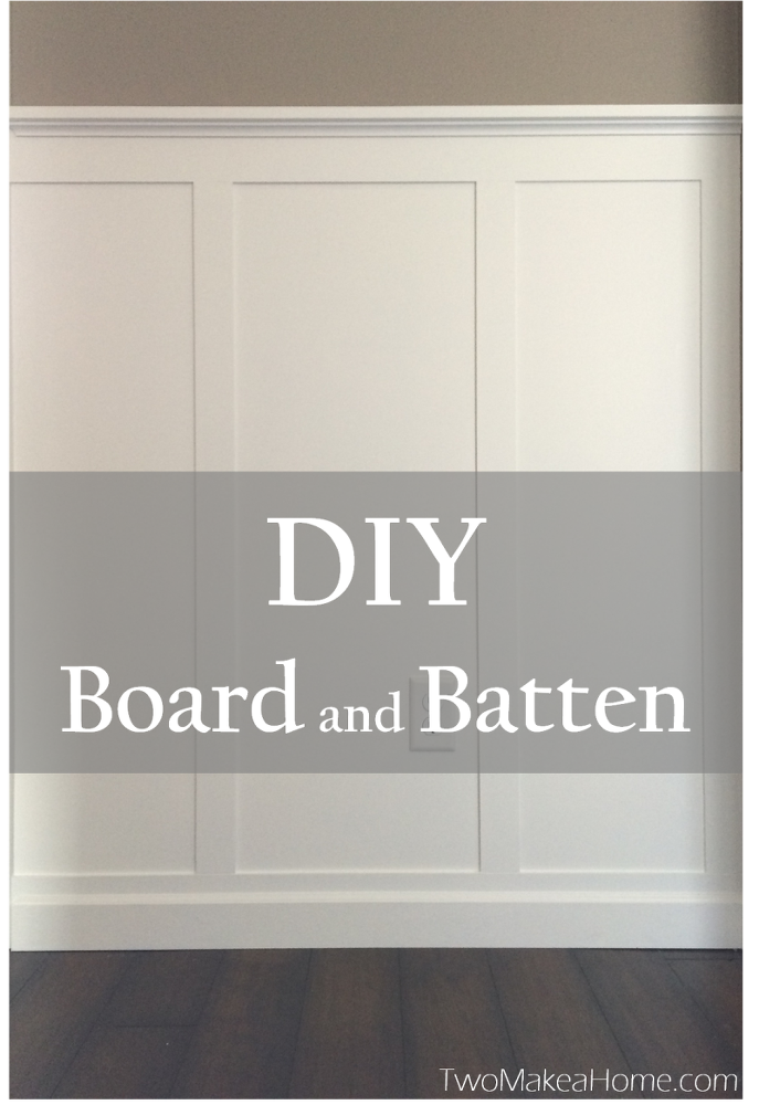 30 Diy Board And Batten Foyer How To Wall Decor Woodworking Projects Hallway