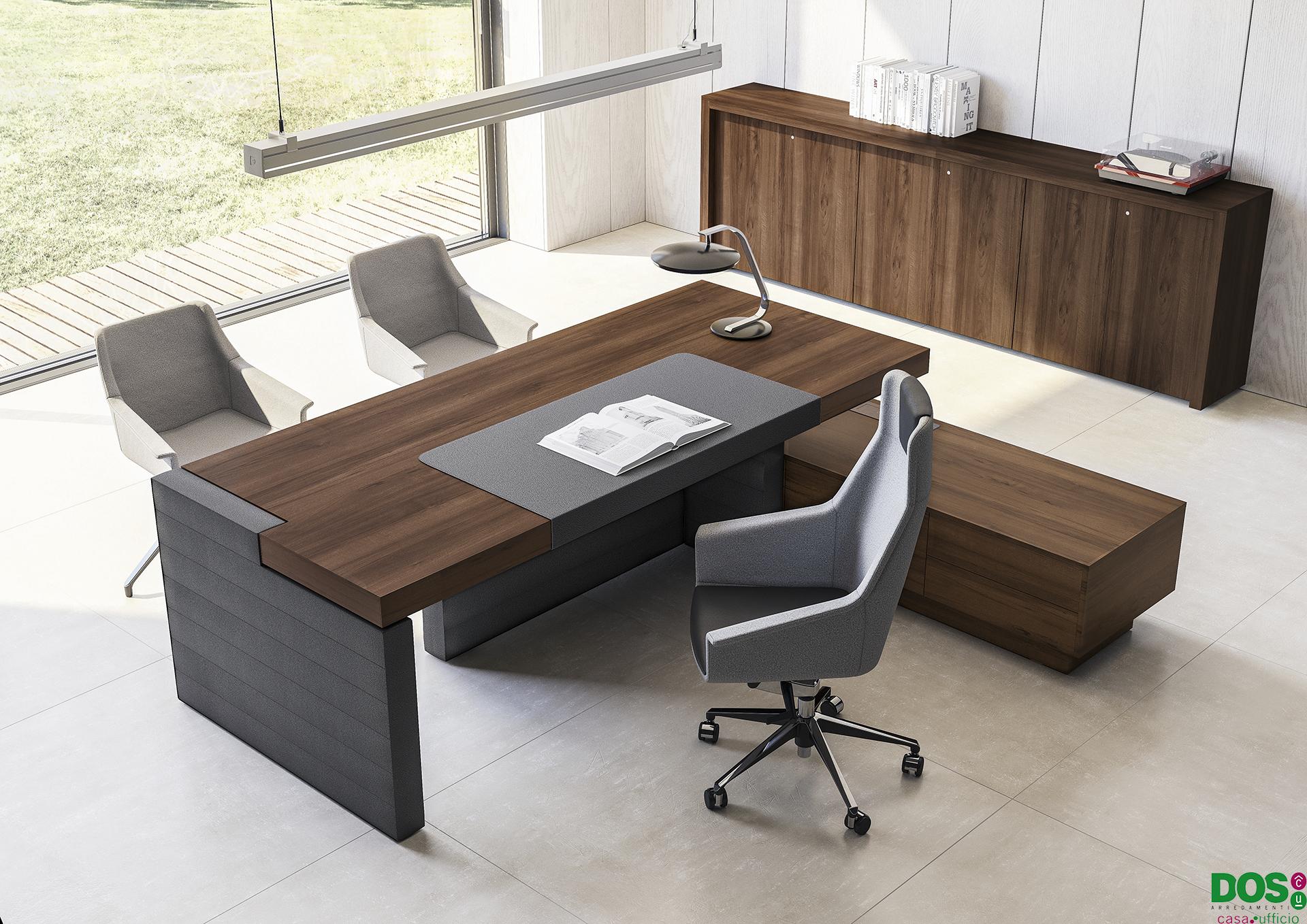 jera modern office desk by las mobili orlandini designer