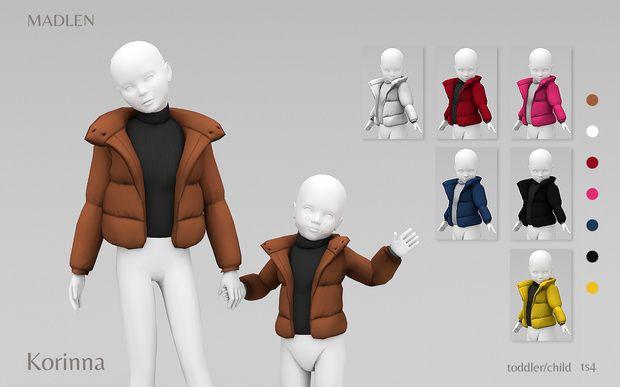 Madlen Korinna Jacket (Toddler, Child)   Madlen on