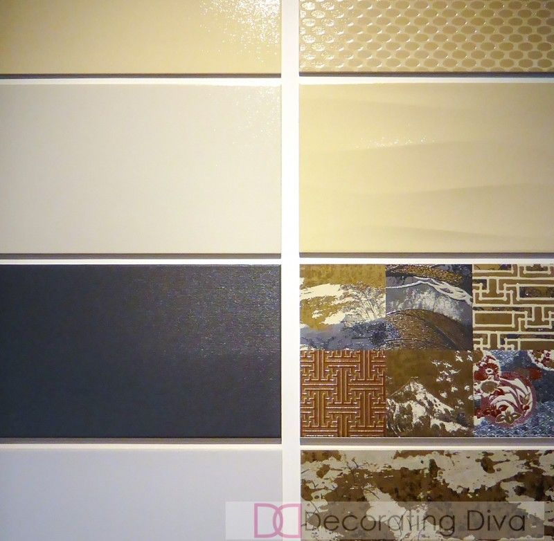 Ceramic tile board showing Lord collection by Grespania. | The ...