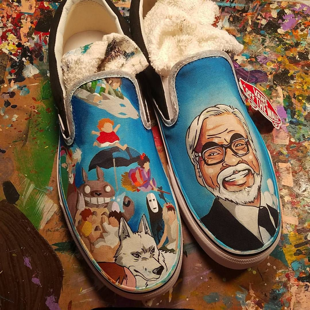 Mr Miyazaki And All Of His Incredible Inspirational Artwork