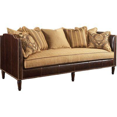 Drexel Heritage Furniture   Drexel Heritage Upholstery Hardwick Sofa .