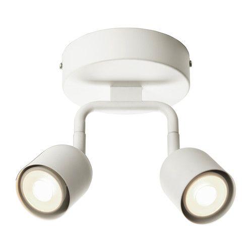 ÖSTANÅ Deckenspot, weiß Deckenspots, Ikea und Lichtlein - lampe badezimmer decke