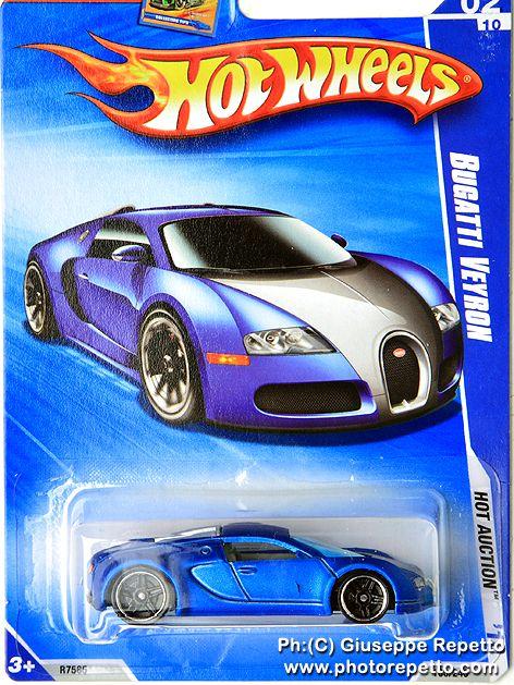 Hotwheels Bogatti Veyron Toy Re 268 Mph Bugatti Super Sport