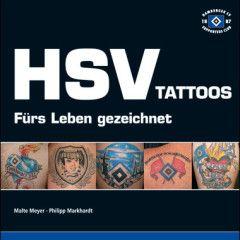 Hsv Tattoos Fürs Leben Gezeichnet Verlag Supporters Club Das
