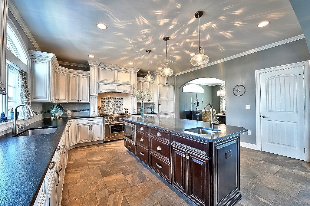 Pin by Brighton Cabinetry on Maple - Gray Glaze on White ...