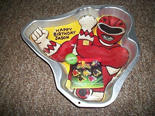 Wilton Power Rangers Cake Pan Learn More By Visiting