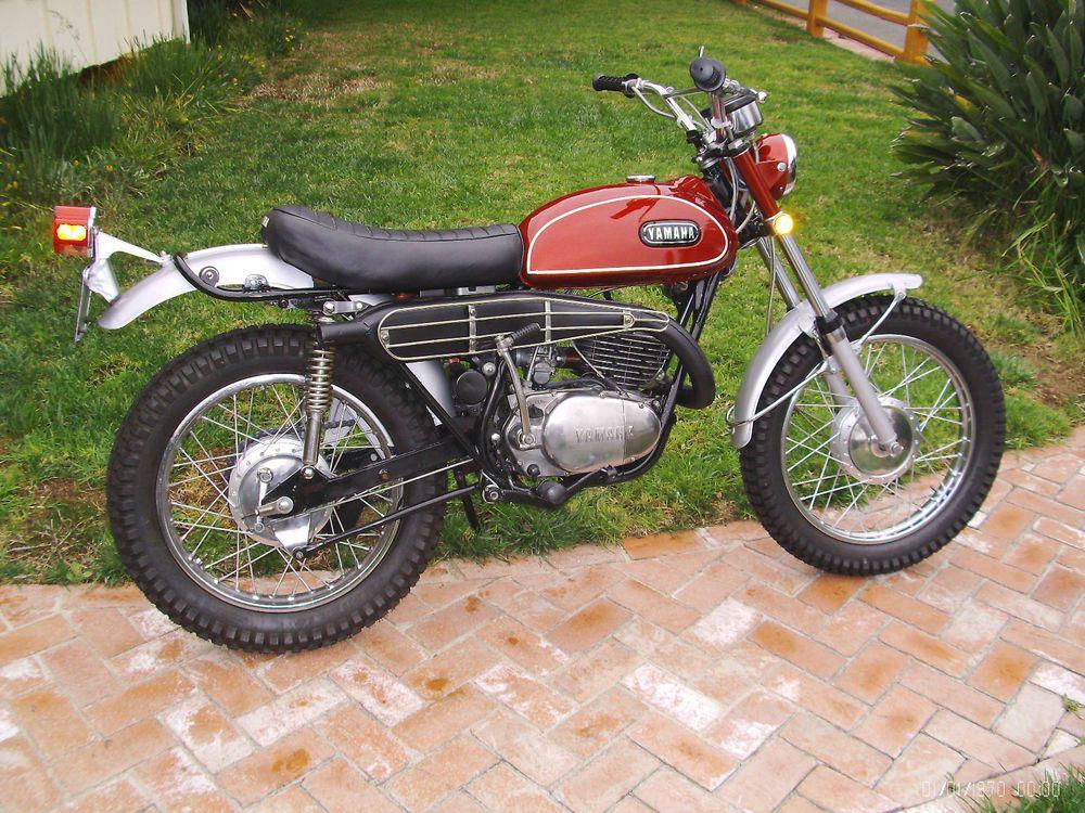 1970 Yamaha 250 Enduro Yamaha 250 Yamaha Yamaha Bikes