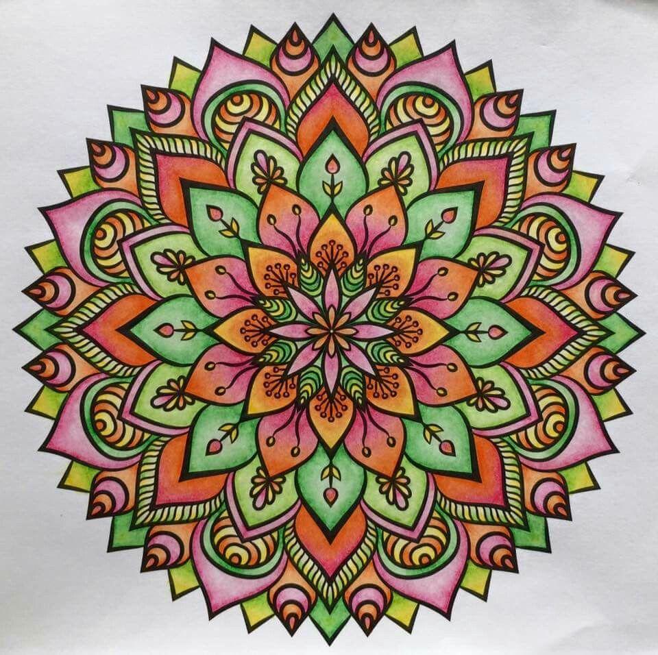 Pin de Artemis Anapnioti en Mandala design | Pinterest | Mandalas ...